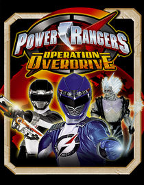 Power Rangers Operation Overdrive: Red Ranger Unplugged