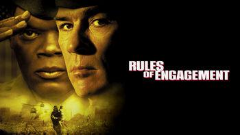 Netflix box art for Rules of Engagement