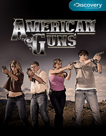 American Guns: Season 1: Hell's Angels Luger / D Day M1 Garand