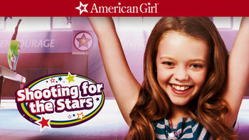 Netflix box art for An American Girl: McKenna Shoots for...
