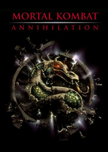 Mortal Kombat: Annihilation Netflix PR (Puerto Rico)
