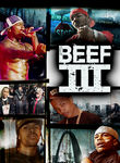 Beef 3 Poster