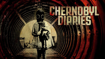 Netflix box art for Chernobyl Diaries