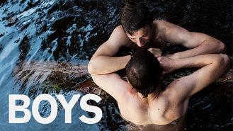 Netflix box art for Boys