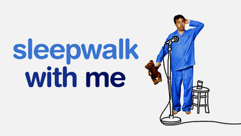 Netflix box art for Sleepwalk With Me