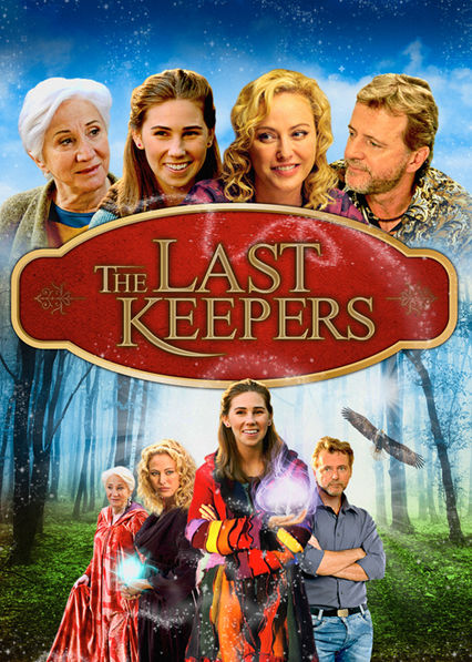 The Last Keepers Netflix AR (Argentina)