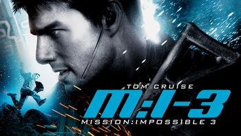 Netflix box art for Mission: Impossible III