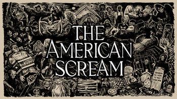 Netflix box art for The American Scream