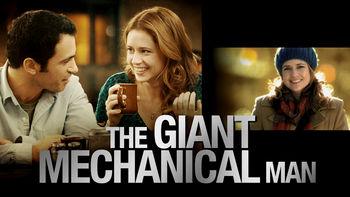 Netflix box art for The Giant Mechanical Man