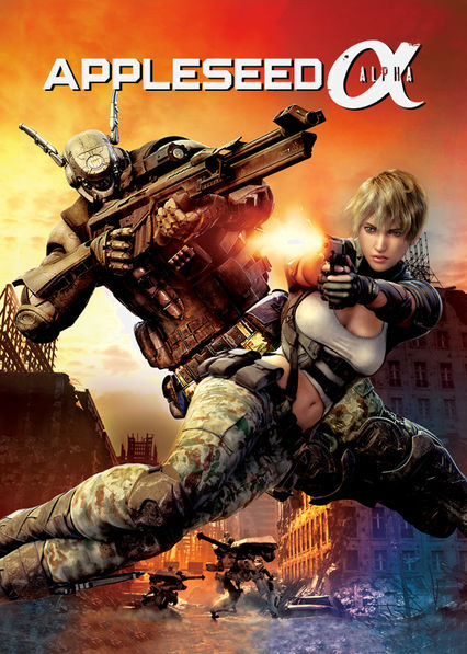 Appleseed: Alpha Netflix IN (India)