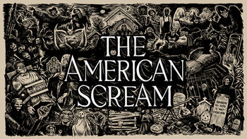 Netflix box art for The American Scream