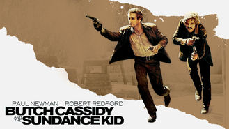 Netflix box art for Butch Cassidy and the Sundance Kid