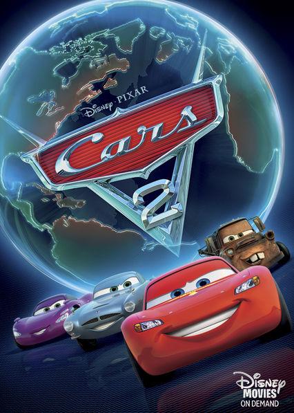 Cars 2 Netflix AR (Argentina)