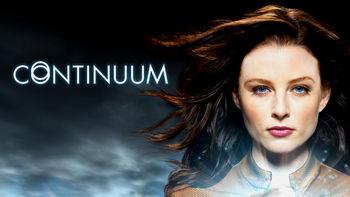 Netflix box art for Continuum - Season 1