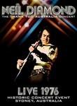 Neil Diamond: The Thank You Australia Concert: Live 1976 Poster