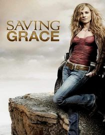 Saving Grace: Season 1: Is There a Scarlet Letter on My Breast?