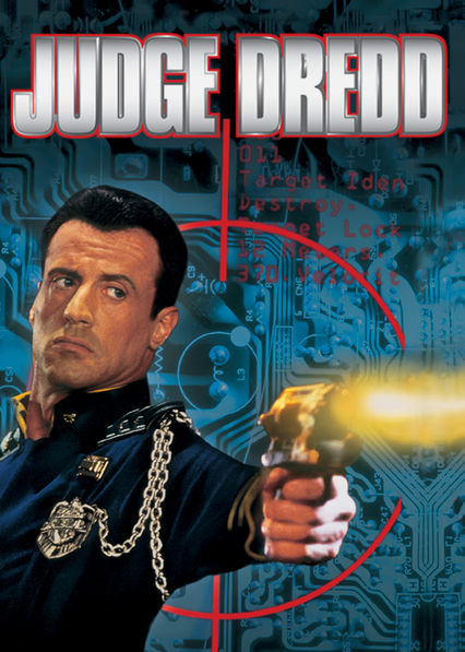Judge Dredd Netflix ES (España)