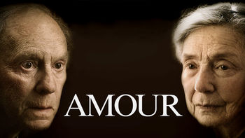 Netflix box art for Amour
