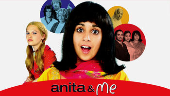 Netflix box art for Anita & Me