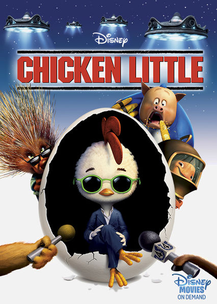 Chicken Little Netflix BR (Brazil)