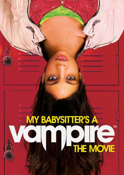 My Babysitter's a Vampire Netflix BR (Brazil)