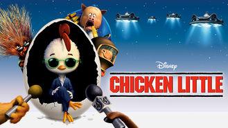 Netflix box art for Chicken Little