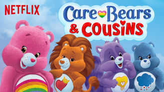 Netflix Box Art for Care Bears & Cousins - Season 1