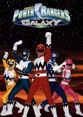 Power Rangers Lost Galaxy - Season 1