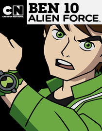 Ben 10: Alien Force: Season 1: X = Ben + 2
