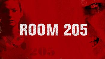 Netflix box art for Room 205