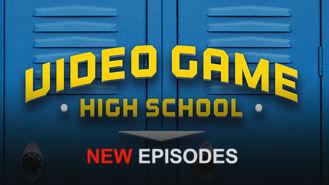 Netflix Box Art for Video Game High School - Season 3