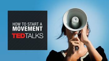Netflix box art for TEDTalks: How to Start a Movement - Season 1