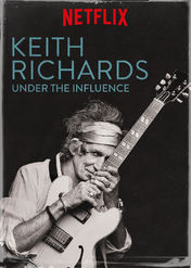Keith Richards: Under the Influence | filmes-netflix.blogspot.com