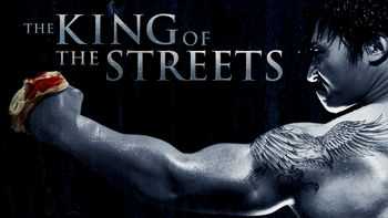 Netflix box art for The King of the Streets