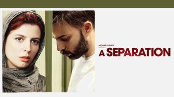 Netflix box art for A Separation