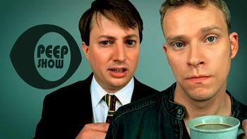 Netflix box art for Peep Show - Series 6