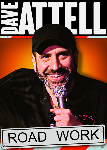 Dave Attell: Road Work Netflix UK (United Kingdom)