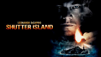 Netflix box art for Shutter Island