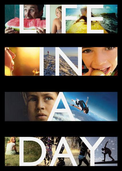 Life in a Day Netflix AU (Australia)