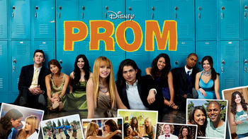 Netflix box art for Prom