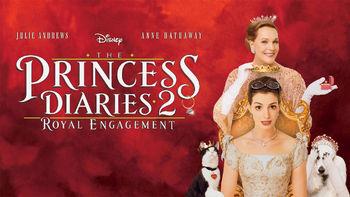 Netflix box art for The Princess Diaries 2: Royal Engagement