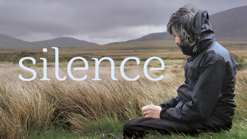 Netflix box art for Silence