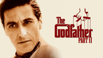 Netflix box art for The Godfather: Part II