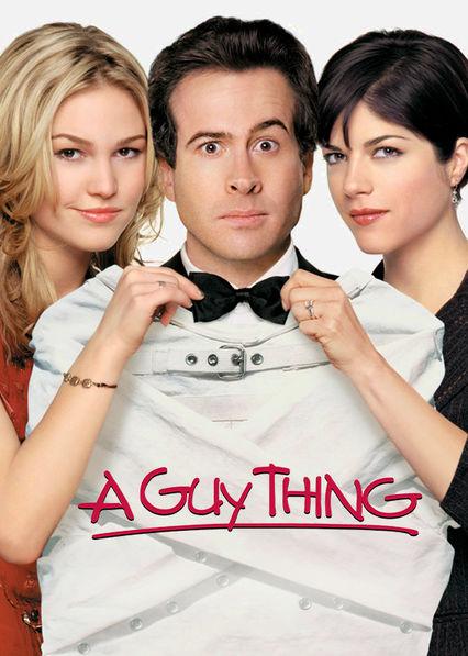 A Guy Thing Netflix AU (Australia)
