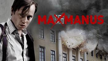 Netflix box art for Max Manus: Man of War