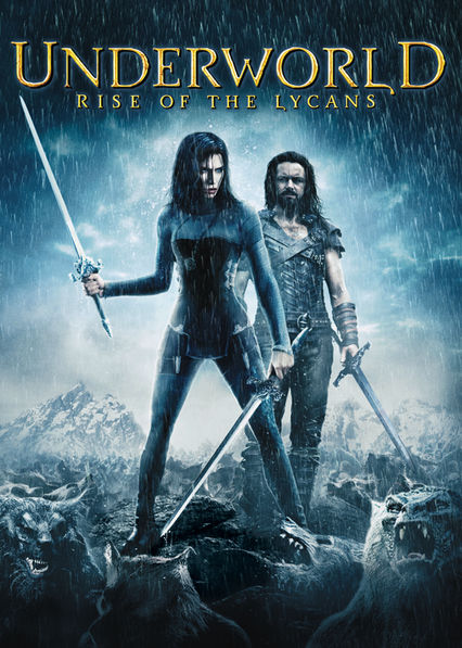Underworld: Rise of the Lycans Netflix AR (Argentina)