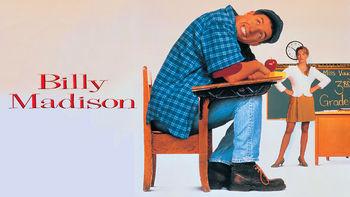 Netflix box art for Billy Madison