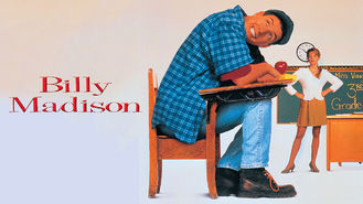 Billy Madison (1995) on Netflix in India