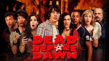 Netflix box art for Dead Before Dawn