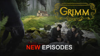 Netflix box art for Grimm - Season 3
